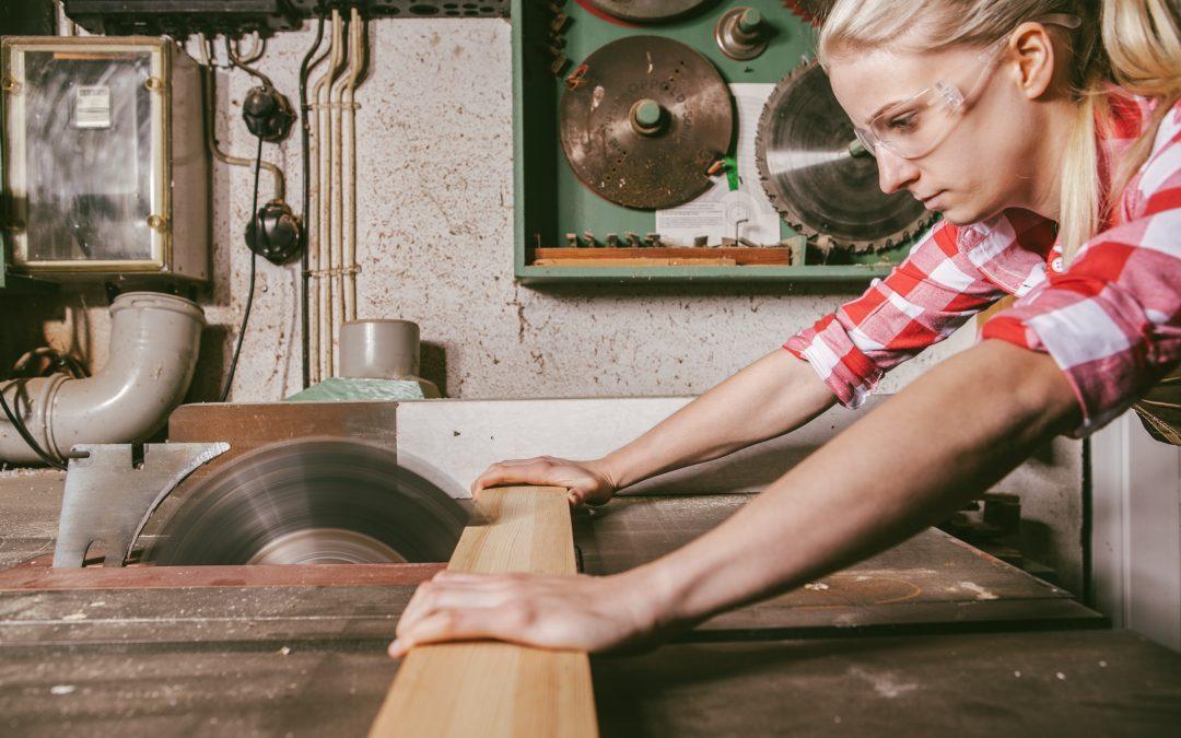 Starke Frauen in starken Männer-Berufen